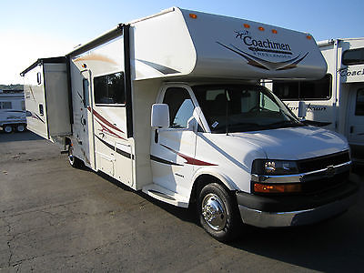 NEW Class C motor home 32', 2 slide outs, bunk beds and 2 queen beds, sleeps 8.