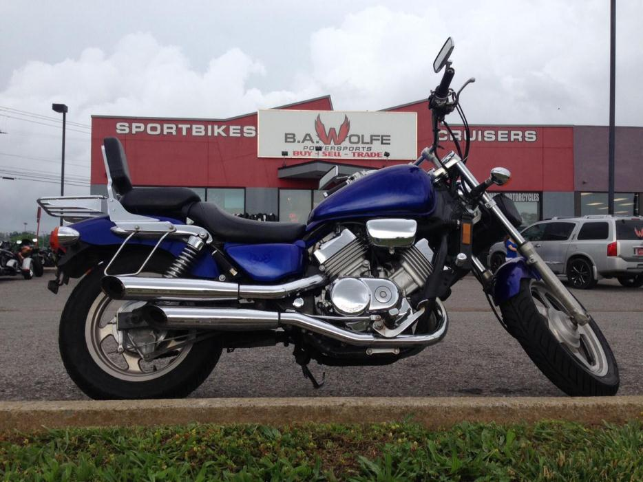 Honda vf750c2v motorcycles for sale in tennessee for Honda motorcycle dealers in tennessee
