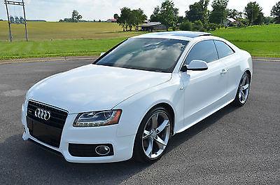 Audi : A5 S-Line Prestige 2010 audi a 5 3.2 l s line prestige extremely nice loaded