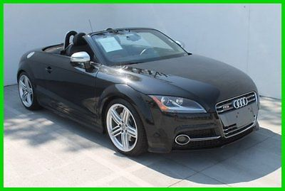 Audi : TT 2.0T Prestige S TT Roadster 2011 audi tt roadster 61 k miles 1 owner clean carfax navigation we finance