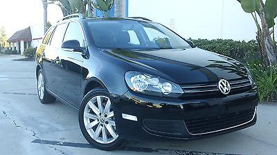 Volkswagen : Jetta WAGON TDI SPORTWAGEN VW JETTA TDI SPORTWAGEN 2014 VOLKSWAGEN WAGON 6 SPEED MANUAL,9000 MILES