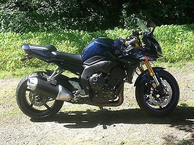 Yamaha : FZ 2007 yamaha fz 1 street magnificent condition low miles racing in canada