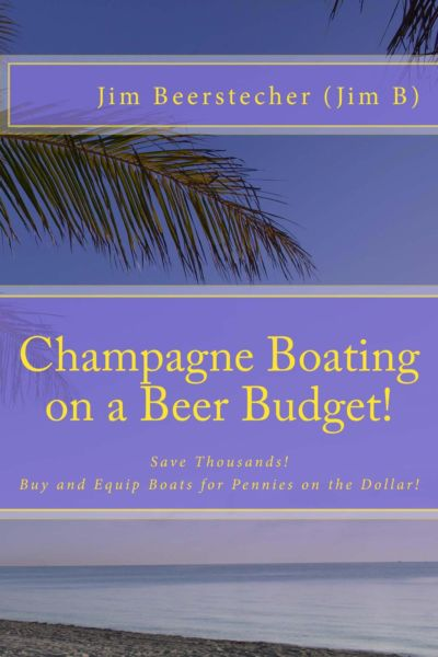 NEW BOOK: Buy Boats Dirt Cheap!  Boat Gear Cheap, too! LOOK!