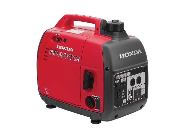 2015 Honda Power Equipment EU2000T1A1 - Great compact generato