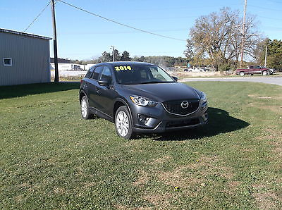 Mazda : CX-5 Grand Touring Sport Utility 4-Door 2014 mazda cx 5 4 wd grand touring w skyactive technology low miles