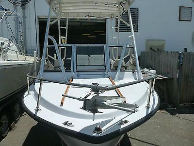 Shamrock 20 Cudy T-Top Cab fishing boat/trailer