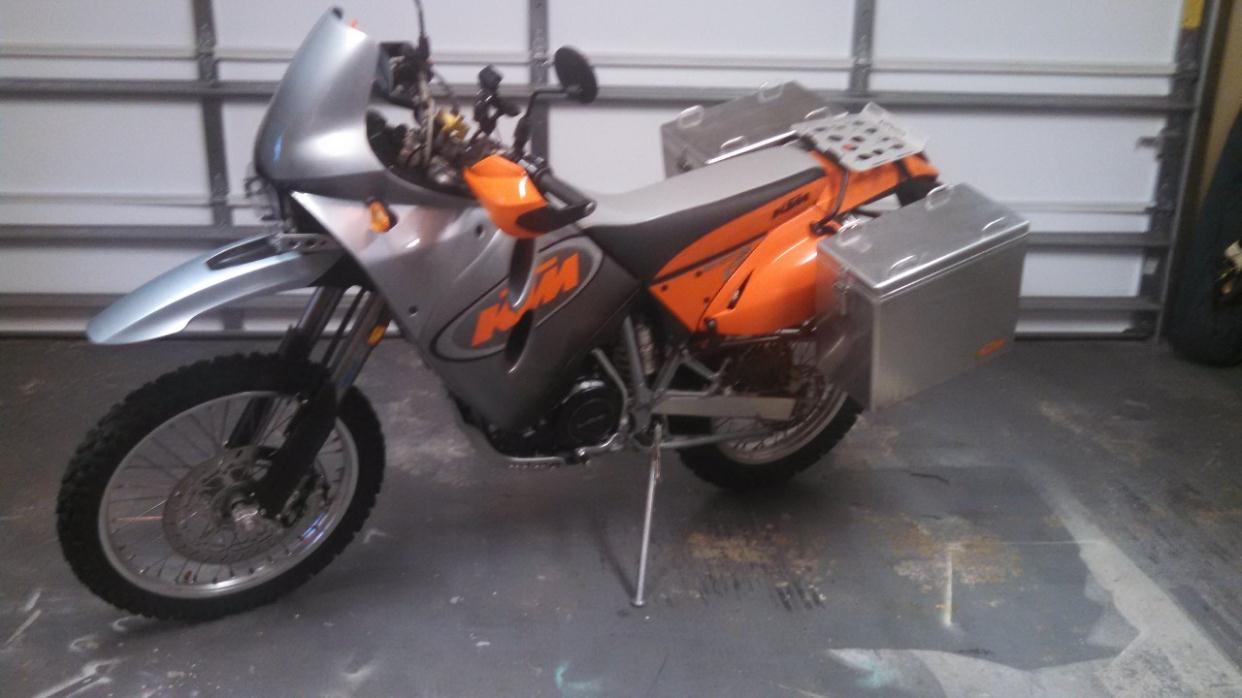 2001 KTM Adventure 640