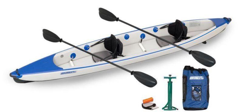 473rl RazorLite™ Pro Carbon Package Inflatable Kayak