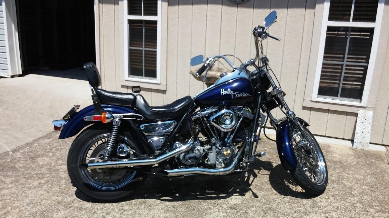 1982 Harley-Davidson Shovelhead