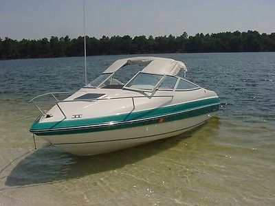 1996 Wellcraft 20Ft