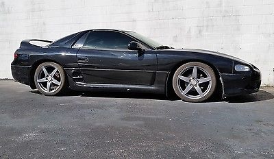 Mitsubishi : 3000GT 2 door 1998 3000 gt with mods low mileage 99 00 01 automatic