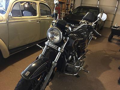 Honda : Gold Wing 1982 honda goldwing motorcycle runs and rides good jump on and ride home