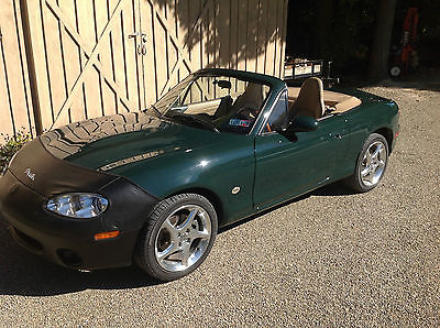 Mazda : MX-5 Miata SE Convertible 2-Door 2001 mazda miata se convertible 2 door 1.8 l