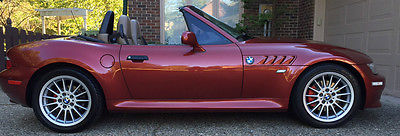 BMW : Z3 M Package 2001 bmw z 3 3.0 i convertible 2 door 3.0 l loaded top of the line