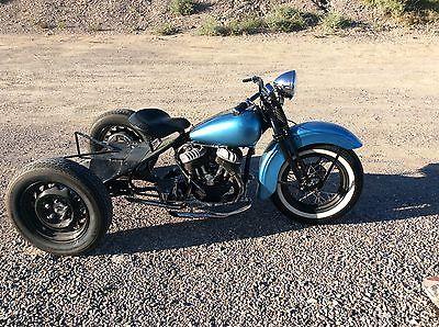 Harley-Davidson : Other 1947 harley davidson 45 c i servicar