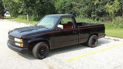 Chevrolet : C/K Pickup 1500 Chevrolet  C Pickup 1993, Short Bed, RWD, 350 CID