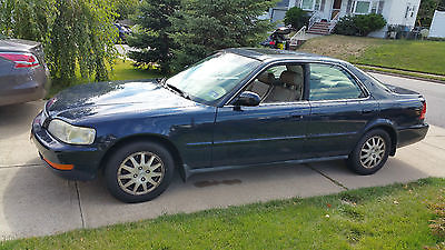Acura : TL TL 1998 acura 2.5 tl clean leather sunroof