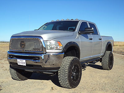 Dodge : Ram 2500 SLT 2014 dodge ram 2500 slt crew cab 6.7 l diesel bds lifted fuel make offer