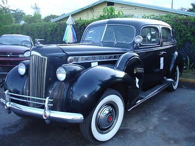 Packard : Super Eigth Four Door/Limo Packard Super Eigth 1940