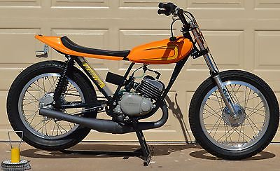 Yamaha : Other 1974 yamaha mx 175 flat track bike