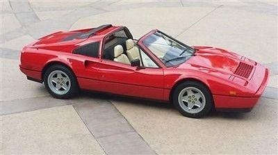 Ferrari : 328 1986 ferrari
