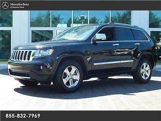 Jeep : Grand Cherokee LIMITED 2WD 125 pt insp svc d warr nav b u cam htd sts