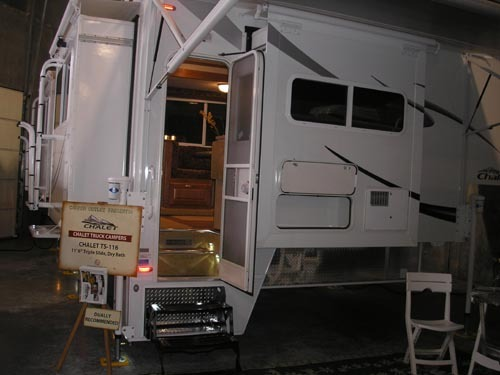 Chalet Rv Ts 116 Triple Slide Rvs For Sale