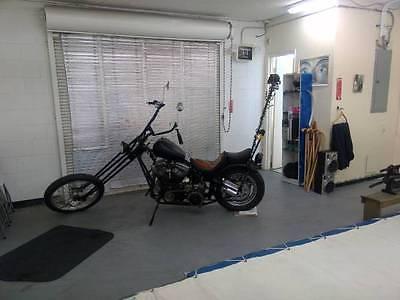 Harley-Davidson : Other 1962 harley davidson panhead chopper original john harman frame girder front end