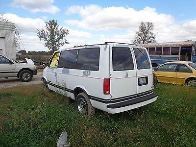 Chevrolet : Astro Base Standard Cargo Van 3-Door 1993 chevrolet astro van cargo van