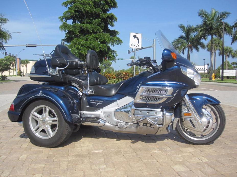 Lehman Trikes Honda Gold Wing Motorcycles for sale
