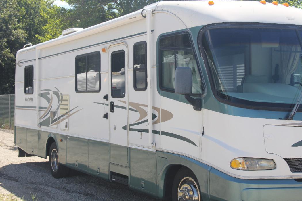 2011 Holiday Rambler ADMIRAL 34SBD - Bunks