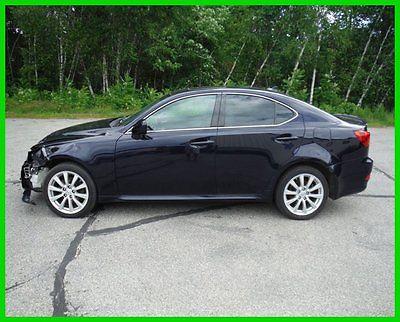 Lexus : IS Base Sedan 4-Door 2007 used 2.5 l v 6 24 v automatic awd sedan premium