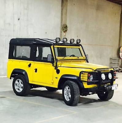 Land Rover : Defender 1972 land rover series iii defender 90 convertible hard top