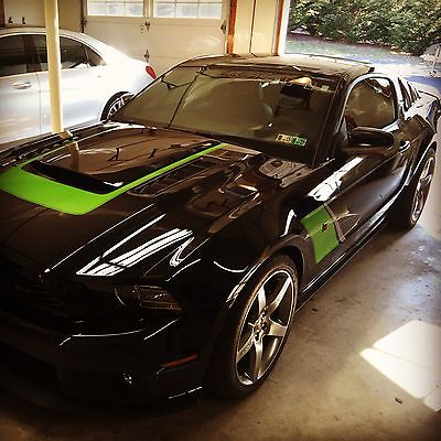 Performance Ford Bountiful >> Ford Roush Mustang Cars for sale