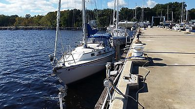 Morgan 323 sailboat