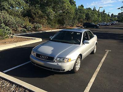 Audi : A4 Quattro 2001 audi a 4 quattro sedan low miles