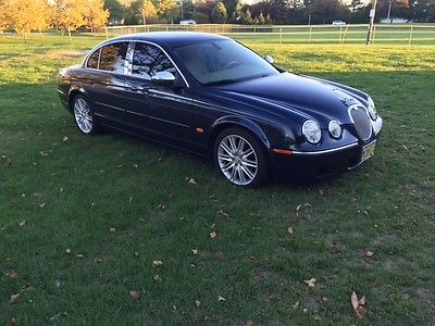 Jaguar : S-Type Base Sedan 4-Door 2008 jaguar s type base sedan 4 door 3.0 l