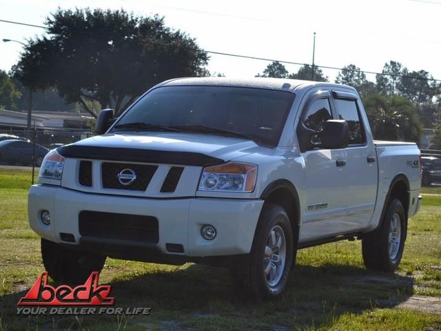2012 Nissan Titan Pro4x