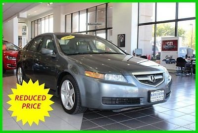 Acura : TL Base Sedan 4-Door 2005 used 3.2 l v 6 24 v automatic fwd sedan premium