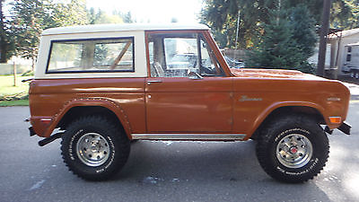 Ford : Bronco 1969 ford bronco