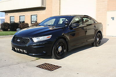 2011 Ford Crown Victoria Police Interceptor 4dr Sedan (3 ...
