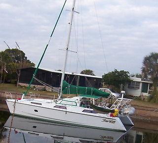 1990 42 Ft. Catana, (Acte Marine) 4 Cabin Catamaran, Sail Away Today
