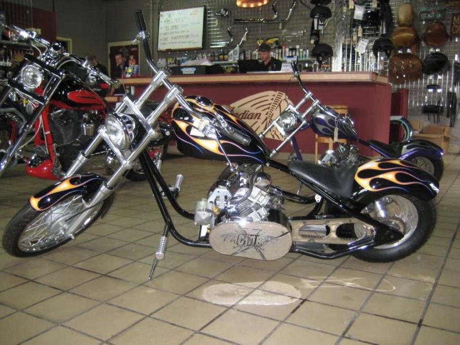 Custom Mini Bike Motorcycles For Sale In Minnesota