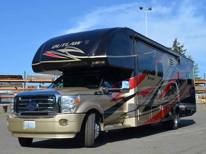 Thor Motor Coach Four Winds Fun Mover 39c Rvs For Sale