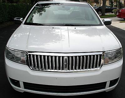 Lincoln : MKZ/Zephyr Premium Sedan 4-Door 2006 lincoln zephyr mkz mint condition new 18 wheels private seller navigation