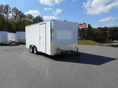 Car Haulers 8.5 x 16 Enclosed Cargo Trailer