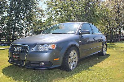 Audi : A4 S Line Sedan 4-Door 2006 audi a 4 s 2.0 t quattro turbo all wheel drive