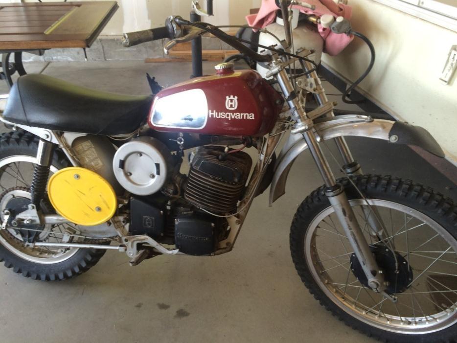 1975 Husqvarna 460