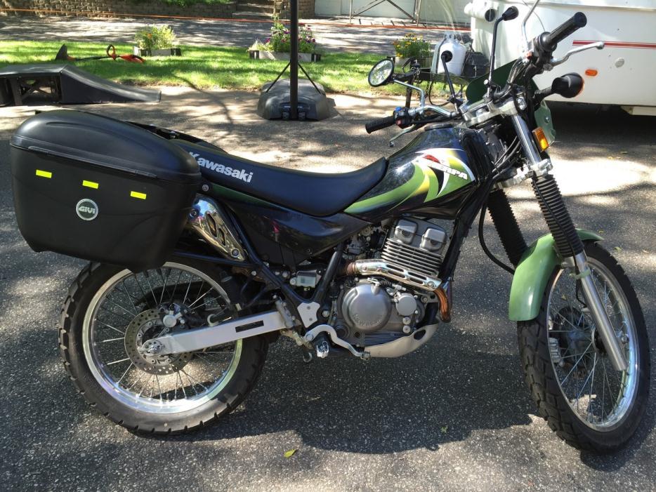 Kawasaki Mean Streak Oil Capacity