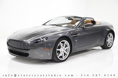 Aston Martin : Vantage V8 2007 aston martin vantage convertible fully serviced w just 25 k miles